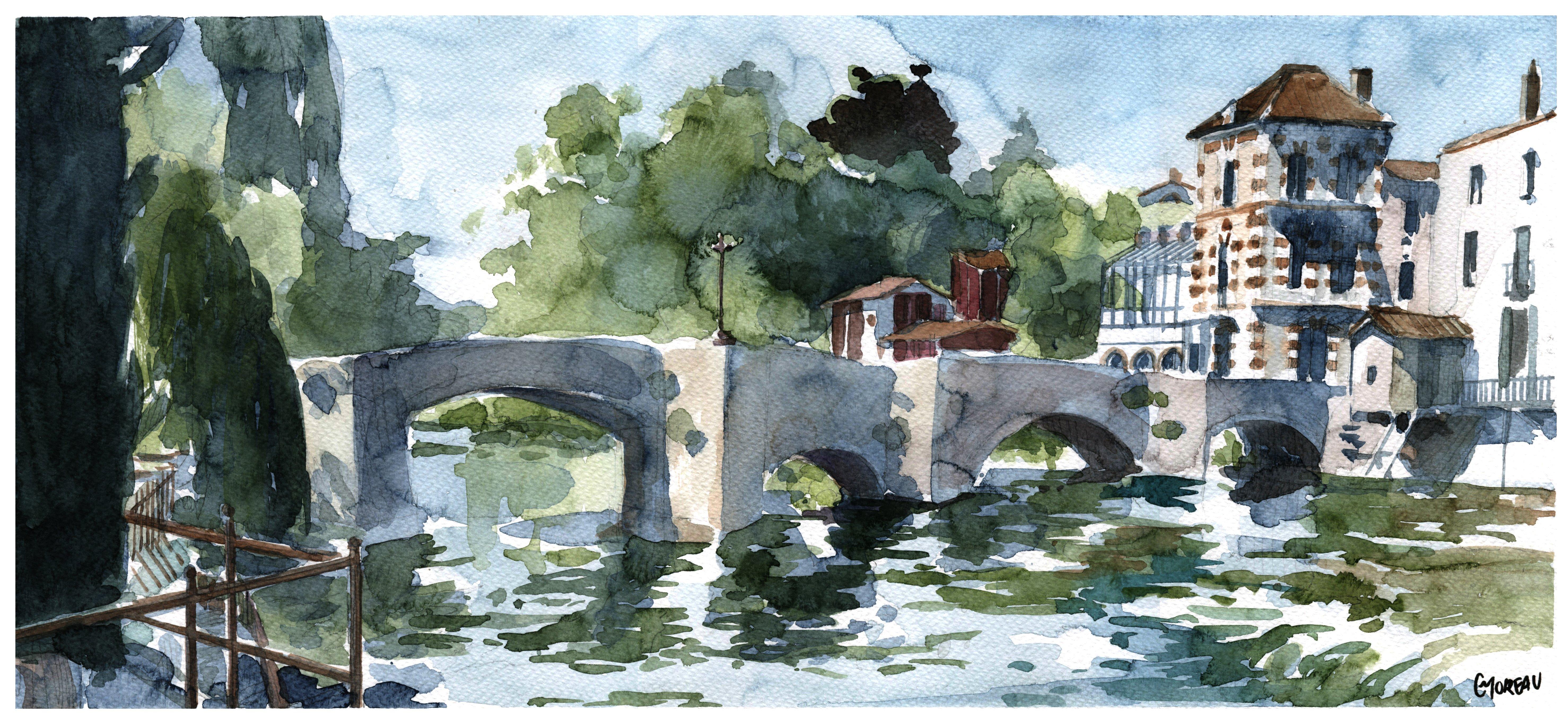 Clisson - Pont de la Valle¦üe